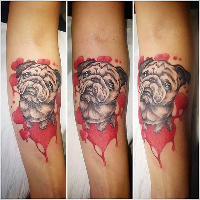 Tattoo appena eseguito da Fede! -