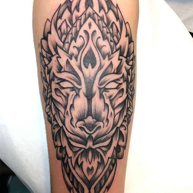 Tatuaggio appena eseguito da Fede! -