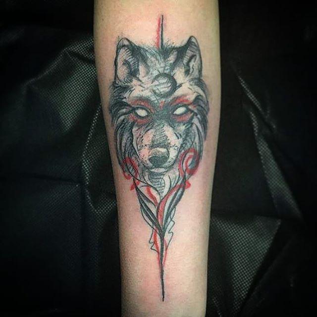 Tatuaggio appena eseguito da Arrigo! -
