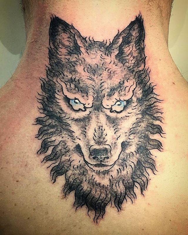 Tatuaggio appena eseguito da Giorgio Alberto Raiola, ospite ieri al Virgoz' Studio. - .a.raiola_tattooer