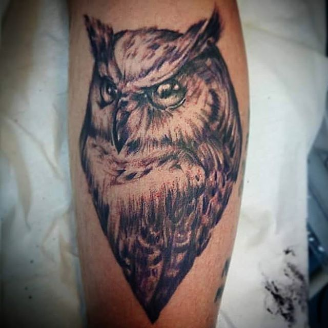 Tatuaggio appena eseguito da Fede!