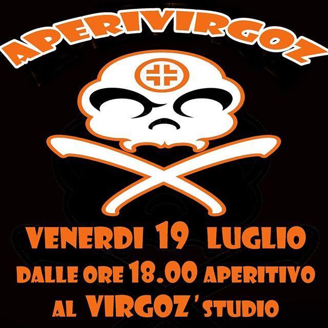 Domani aperitivo al Virgoz' Studio powered by Sanuk ... Same same but different! Accorrete numeosi! -