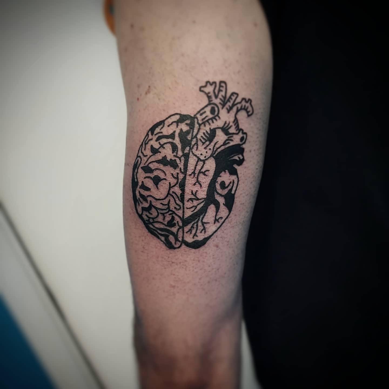 Tatuaggio appena eseguito da Sabina nostra ospite su appuntamento! - lady_killer_ink
