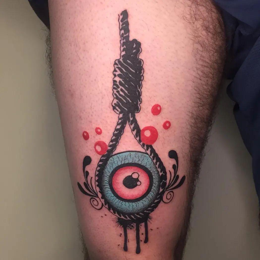 Tatuaggio appena eseguito in collaborazione tra Mattia e Valentina! - salem_tattoo_ink valentina_morandi_tattoo  virgozstudio